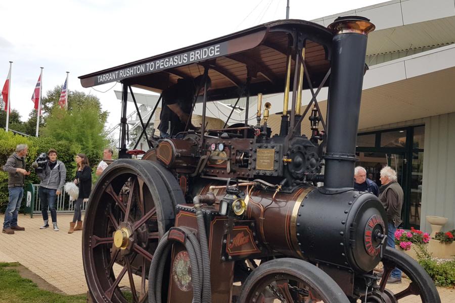 La locomobile Alice