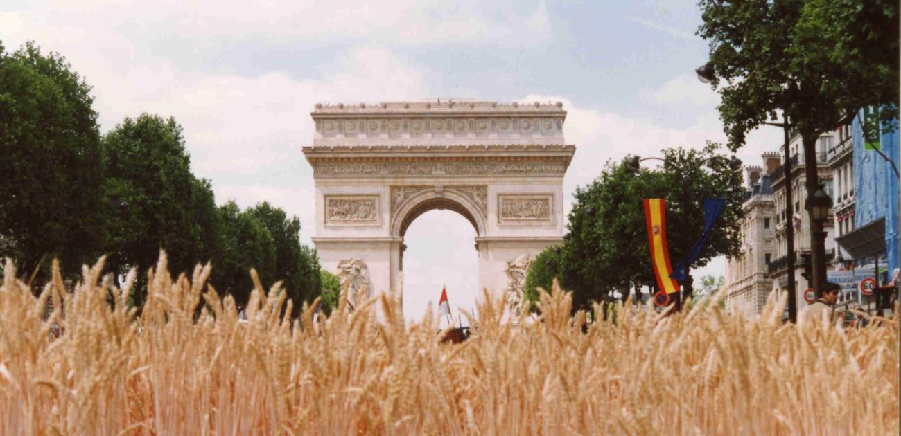 fête de la moisson Paris